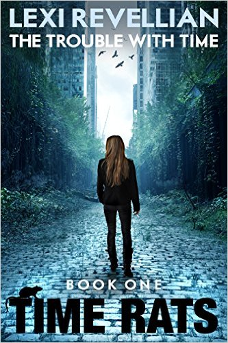 Kindle Scout Author: Lexi Revellian